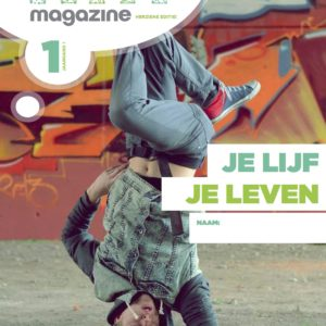 WHY-magazine los nummer   1e jaargang nr. 1 (havo)