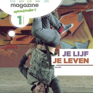 WHY magazine mavo&vmbo-t jaarabonnement